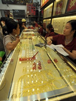 VIETNAM-GOLD-COMMODITIES