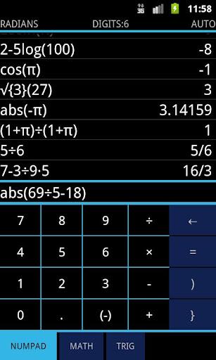 CalcTab Scientific Calculator