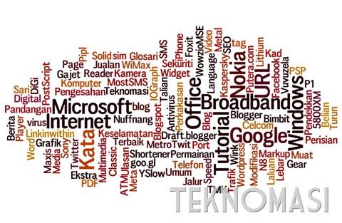 Hiasi Wordle dengan perkataan