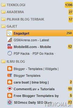 NewsBlur bukan sebarang pembaca suapan RSS