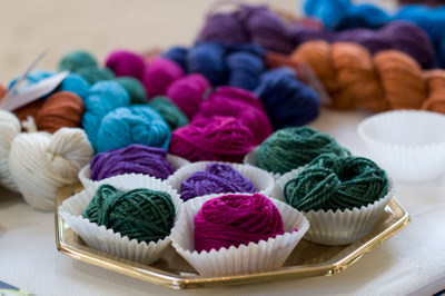 Yarn Tasting 2010