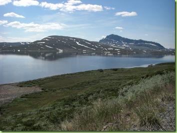 Veien hjem fra Skåbu, juni 09 016