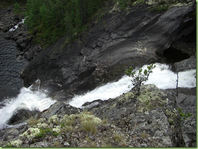 Tur til Vinsterfossen, Skåbu juni 09 022