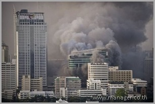Bangkok burning