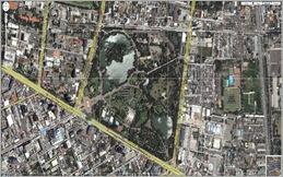Lumpinee Map
