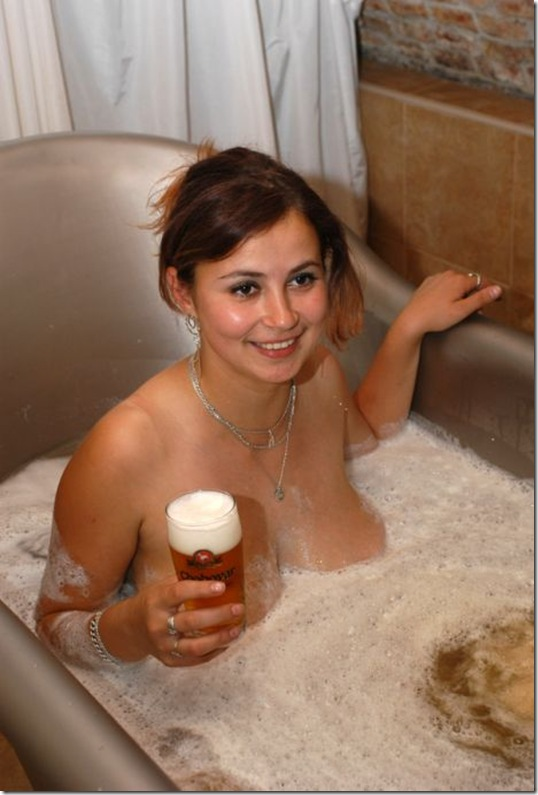 beer bath in czech republic 14