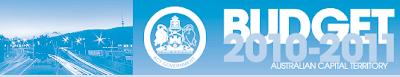 ACT Budget logo