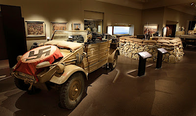 WWII Galleries at the AWM