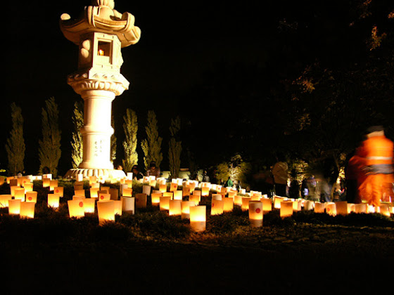 Candle festival