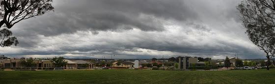 Harrison cloudscape