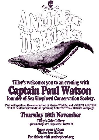 Sea Shepherd Poster