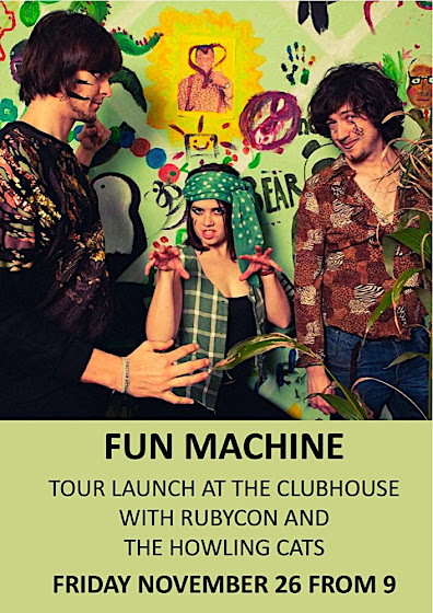 Fun Machine Poster