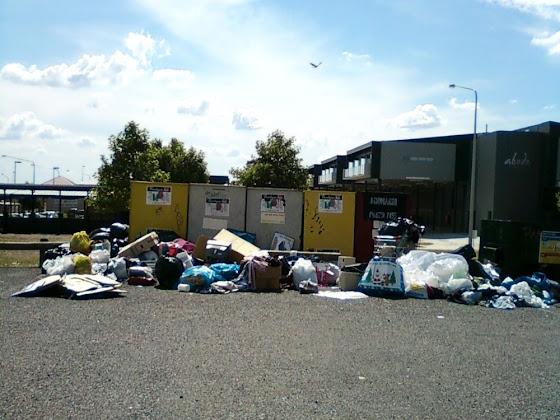 more dumping