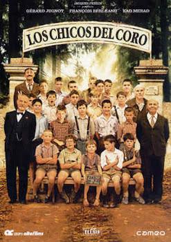 Los chicos del coro Poster