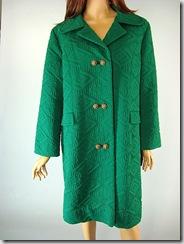 Vintage Green Coat2