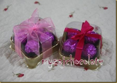 Coklat dan hiasan 9.4.2011 001
