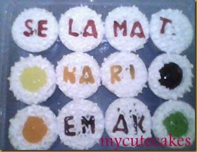 Kek & Coklat Hari ibu 010