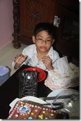 BIRTHDAY HADIF KE 7 THN 011