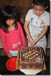BIRTHDAY HADIF KE 7 THN 005
