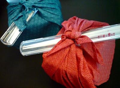 wrapped bento