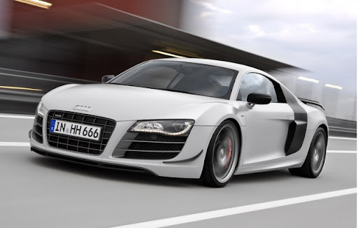 2012 Audi R8 GT Cool review