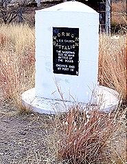 Mormon Monument