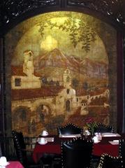 Dining Room mural-1 Gadsden Hotel