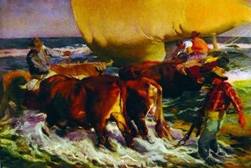 sol de la tarde - 1903