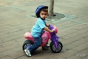 pedaleo provocador