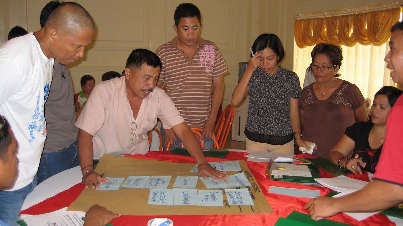 Kalamansig delegation