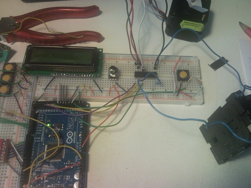 Help Required Stepper Motor Control