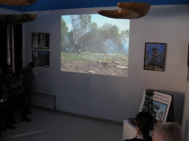 Otvorenje planinarske izložbe u Zagrebu