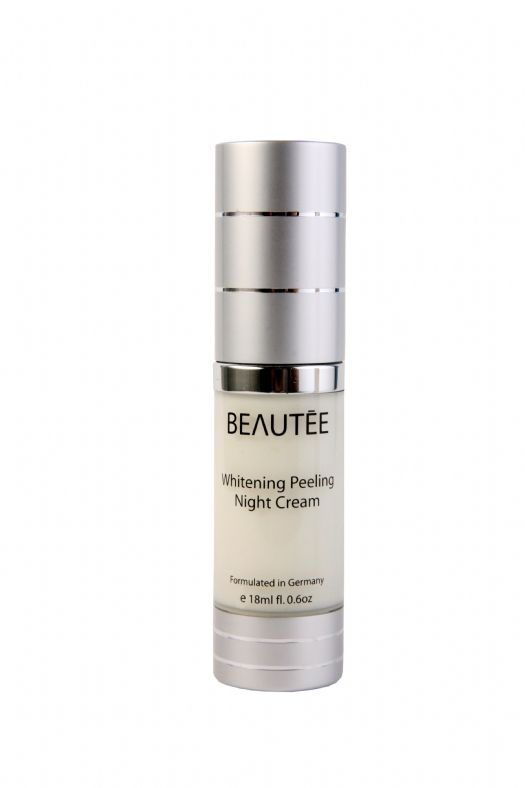 beautee whiteining peeling cream