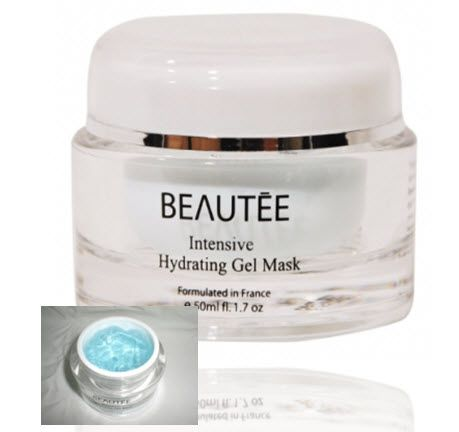 beautee hydrating gel mask