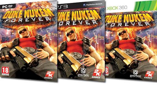 caratula%20duke%20nukem%20forever Vídeo, carátula y fecha de salida de Duke Nukem Forever