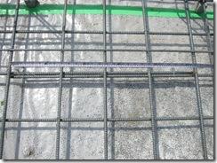 土壁の家 鉄筋5