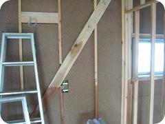土壁の家 壁断熱