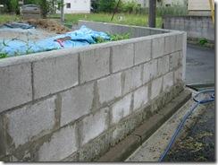 土壁の家 ブロック