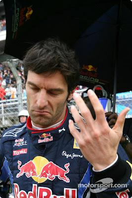 Марк Уэббер победитель Гран-при Испании 2010