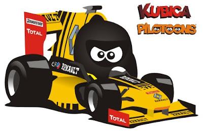 Роберт Кубица Renault