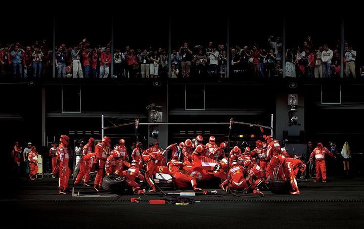 Ferrari Andreas Gursky