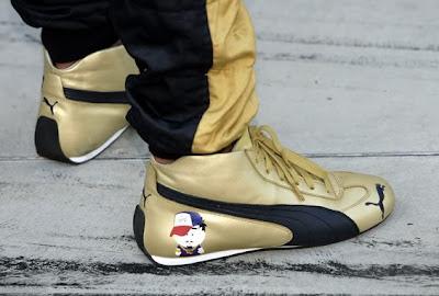 Гоночная обувь Витантонио Льюцци Саус Парк