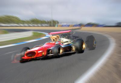 Формула-1 мишка