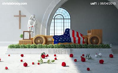 похороны USF1