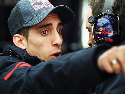 Себастьян Буэми Toro Rosso