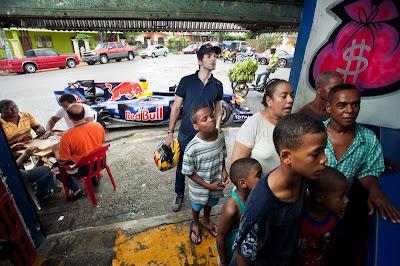 Red Bull Хайме Альгерсуари