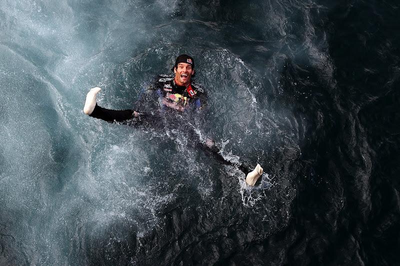 Марк Уэббер - Гран-при Монако 2010