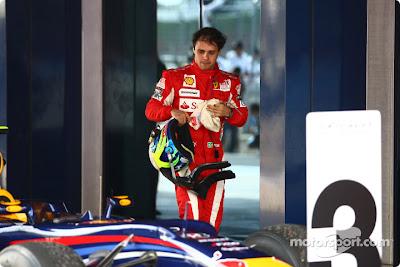 Фелипе Масса Red Bull