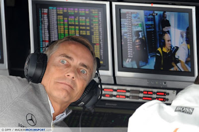 Мартин Уитмарш на Гран-при Канады 2010