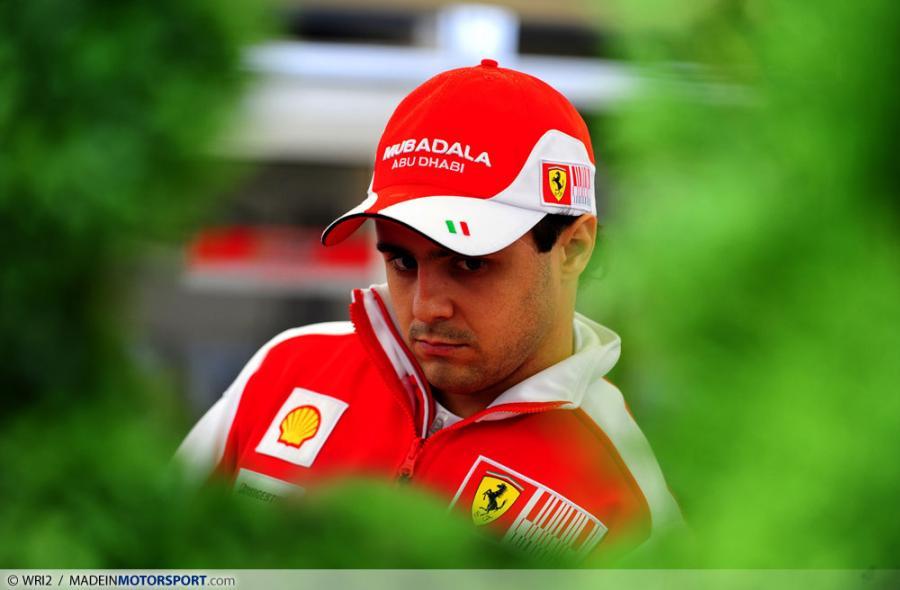 Фелипе Масса на Гран-при Канады 2010